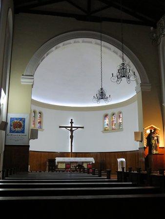 Igreja de São Benedito: Interior