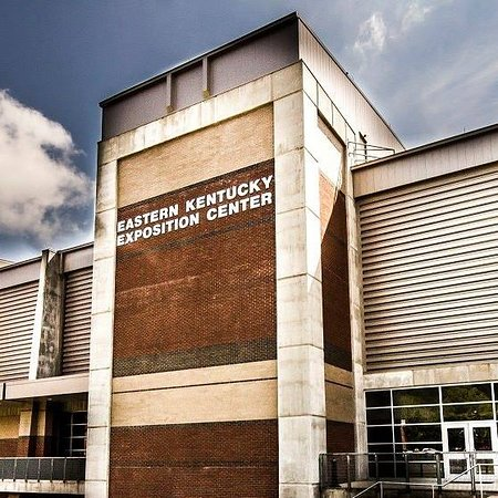 Eastern Kentucky Exposition Center: Arena in Pikeville, KY