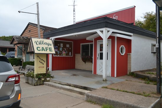 Lake Tomahawk, WI: Find this place, stop and eat for sure !!!