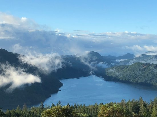 Malahat, Canada: Beautiful views