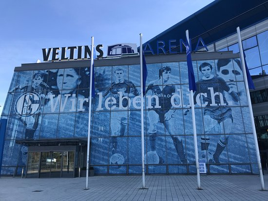 Innenraum Bild Von Veltins Arena Gelsenkirchen