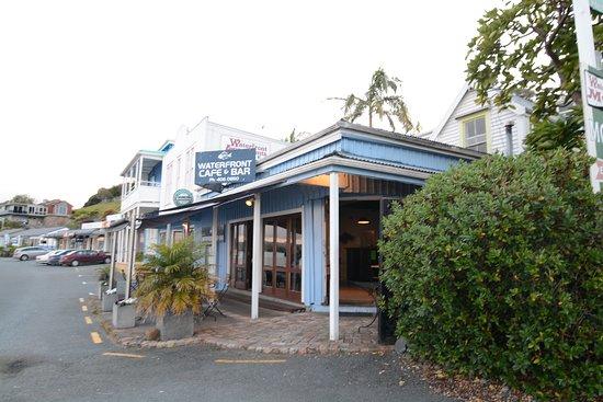Mangonui, Nya Zeeland: Waterfront Cafe and Bar