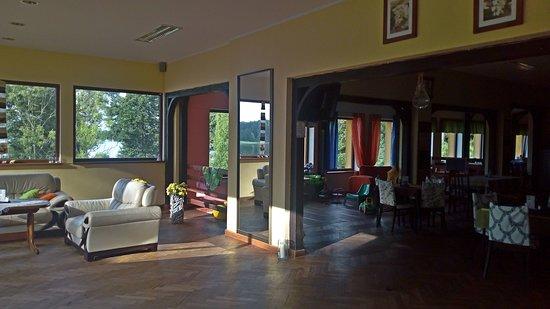 Borsk, Polen: Wnętrze Baru ALA