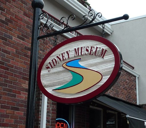 Sidney, Canada: Museum Display