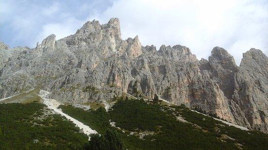 Vigo di Fassa, Italie: Ciampedie