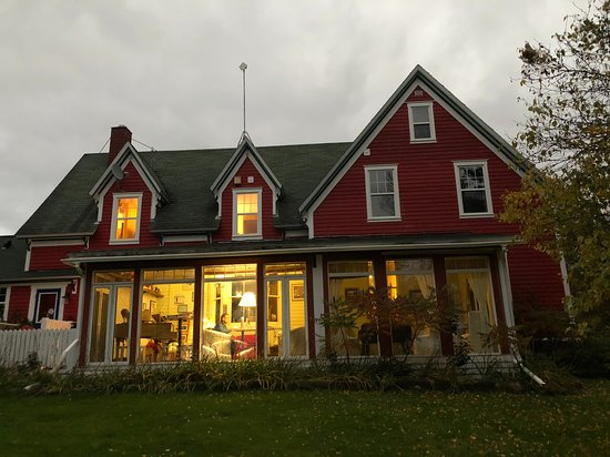 Shemogue, كندا: Front Ansicht, Meerseitig