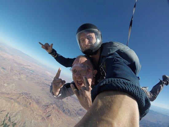 Skydive Las Vegas: My First Skydive
