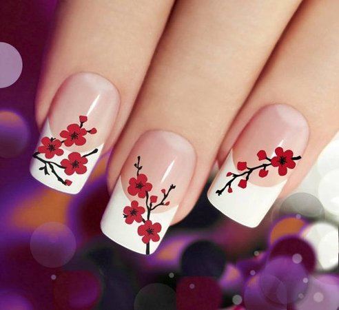 Nail Art by our fabulous nail technician - Picture of Elements of ...