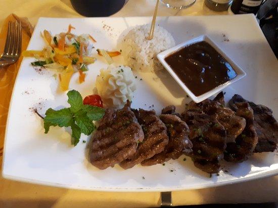 Barbacoa: Pepper steak