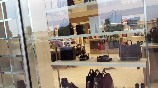OUTLET... - Picture of Fashion City Outlet, San Giuliano Milanese ...