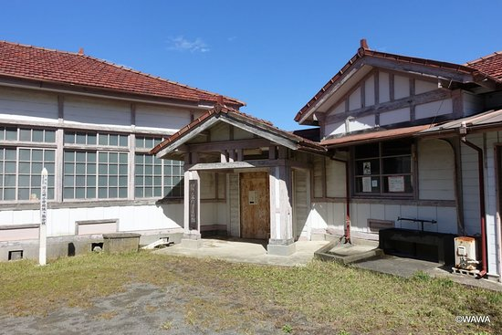 Old Jogashima Branch School Sea Museum