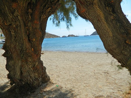Grikos, اليونان: Grikos beach