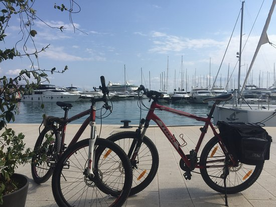 Rent a Bike in Split Croatia