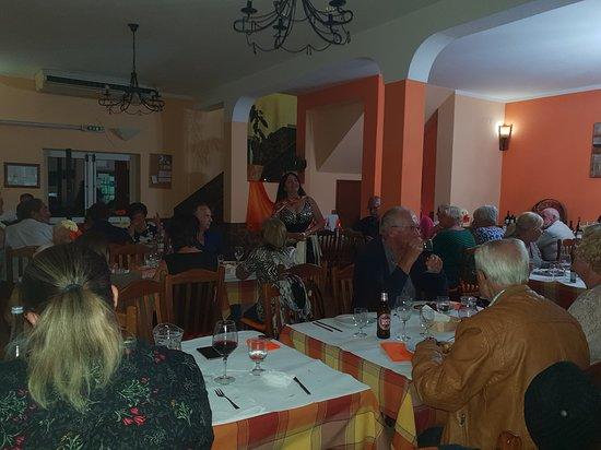 Sao Bartolomeu de Messines, โปรตุเกส: Noite de Fados na Casa da Vinha