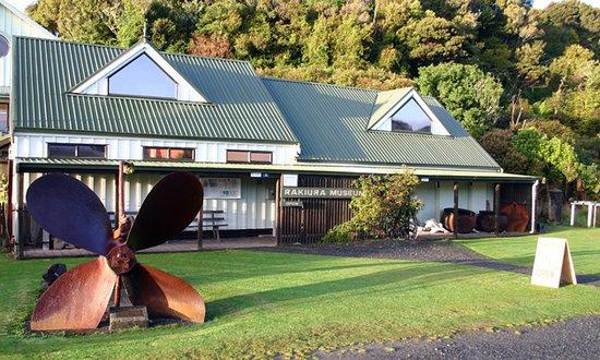 Stewart Island, Nouvelle-Zélande : Rakiura Museum