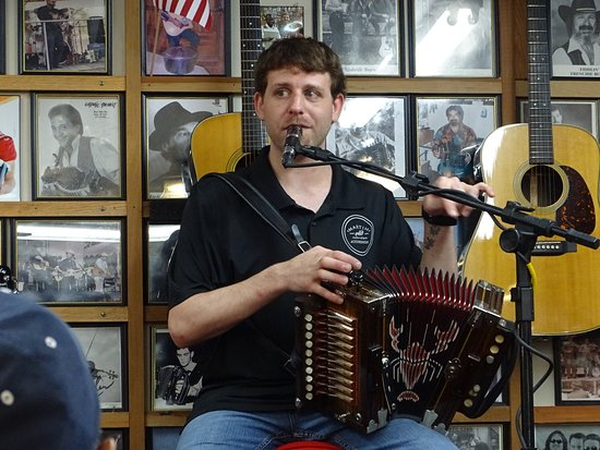 Scott, LA: Martin Cajun Accordions