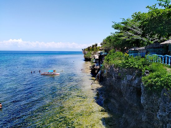 Agusan del Norte Province, Filippijnen: the length of Punta Diwata Beach