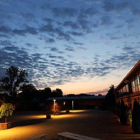 Nauen, Tyskland: Seeterrassen Restaurant