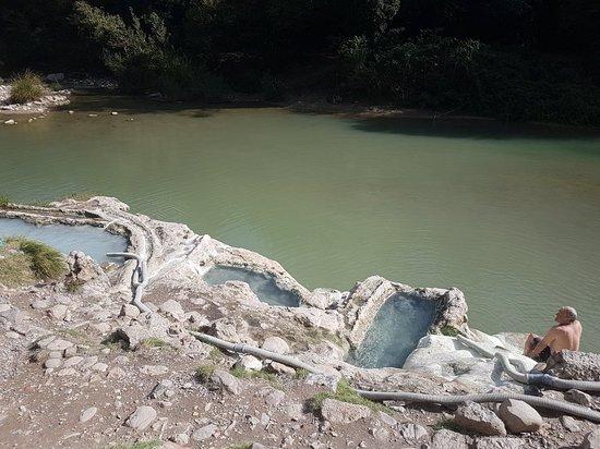 Monticiano, Olaszország: Terme di Petriolo