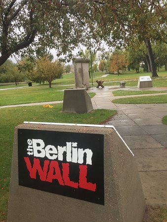 Berlin Wall Exhibit