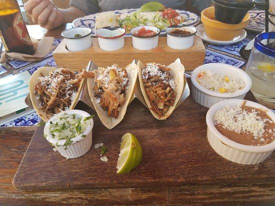 OH Mexico: Braised Brisket Tacos