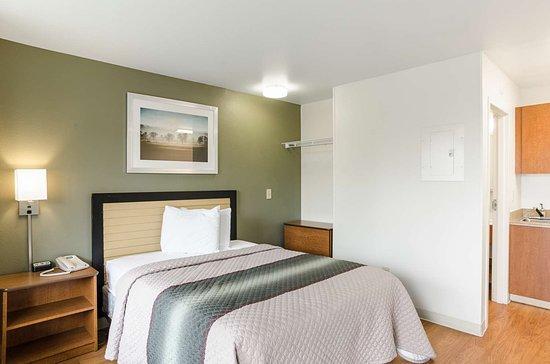 Glendale, Колорадо: Single Bedroom