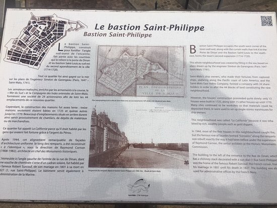 Bastion Saint Phillipe