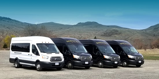 Kamloops, Canada: We have 9 Ford Transits seating 14 guests each ready to provide exceptional tour and shuttle ser