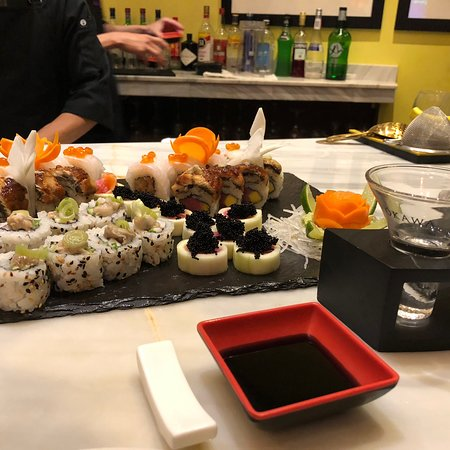 Nau Sushi Lounge: photo0.jpg