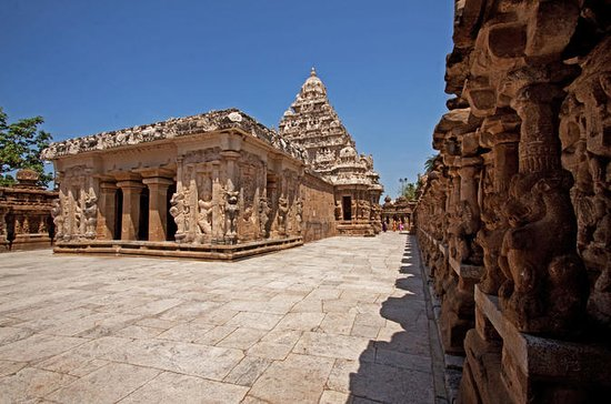 Full-Day Temple Tour of Kanchipuram...