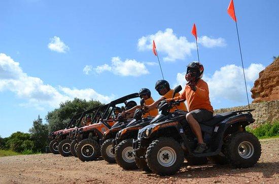 Tours Combi 4x4 en Algarve