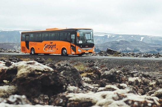 Airport Transfer Between Keflavik Airport and Reykjavik Terminal one...