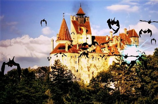 Dracula, Peles Castle, and Brasov...