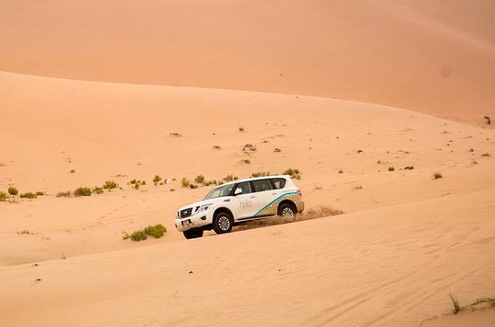 Hala's Desert Sunset Drive med grill
