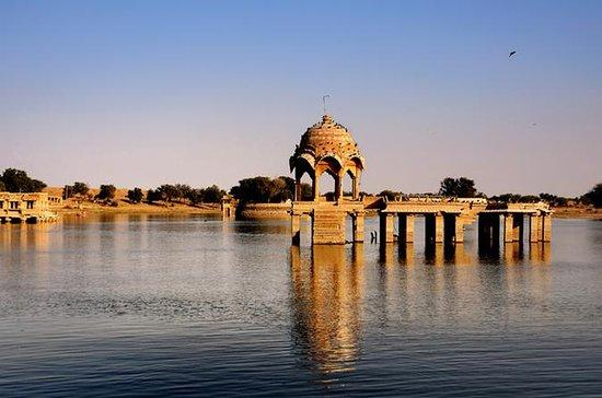 Visite privée de la ville de Jaisalmer