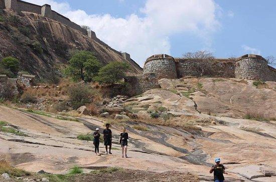 Een dagtocht naar Chennarayana durga