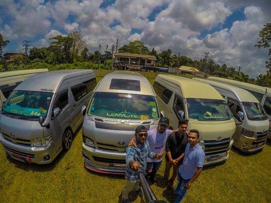Visit Sri Lanka With Shan