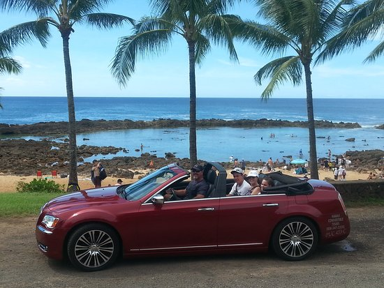 Hawaii Convertible Tours