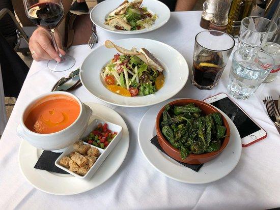 Rossini: lunch