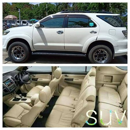 Service by: Toyota Fortuner SUV car - Picture of Jack Bigtaxitour