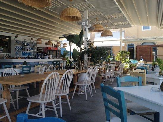 Captain S House Seaside Restaurant Panormos Restaurant Reviews Photos Phone Number Tripadvisor