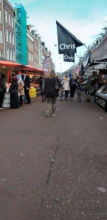 Albert Cuyp Market: 市場大街