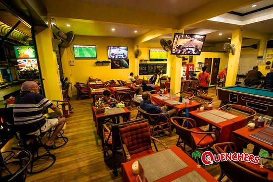 Quenchers Sports Bar, Restaurant and Guesthouse Φωτογραφία
