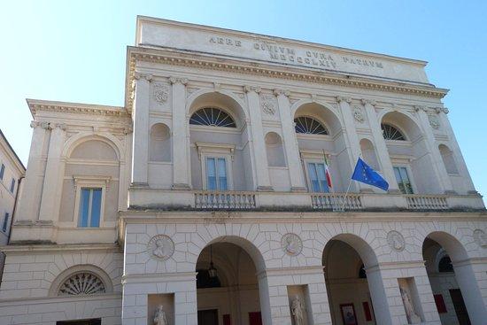 Spoleto, Italia: Scorcio del centro storico