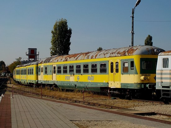 Gangers' Inspection vehicle - Picture of Hungarian Railway