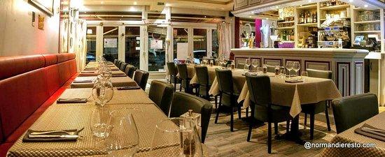 """Restaurant la """"BDH"""" (La Brasserie Des Halles)"""