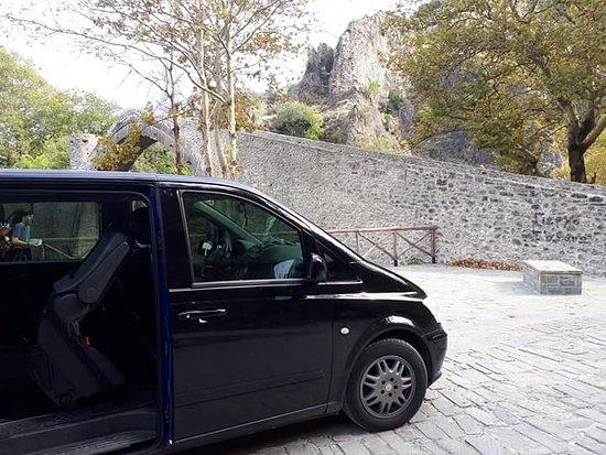 Ioannina Minivan Taxi