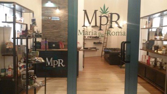 Maria pe roma