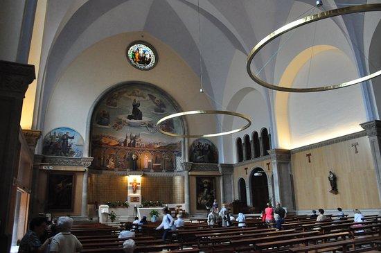 Iglesia de Capuchinos San Antonio.