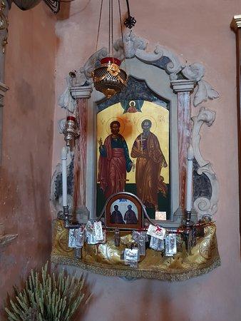 the patron saints of the church